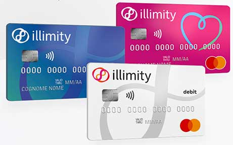 Carte prepagate Illimity Bank
